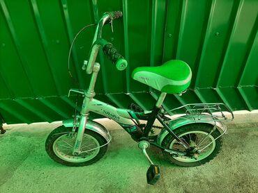 Детский мир - Каракол: Продаю детский велосипед