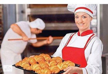 Требуется Пекарь-кондитер - трудоустройство и соц. пакет - в Ош