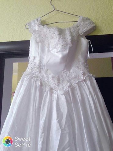 Свадебное платье очень пышный в Бишкек