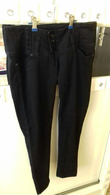 женские-черные-брюки в Азербайджан: GENCEDE SATILIR BAKI DEYIL GENCEDI QARA RENG QADIN UÇÙN ŞALVAR