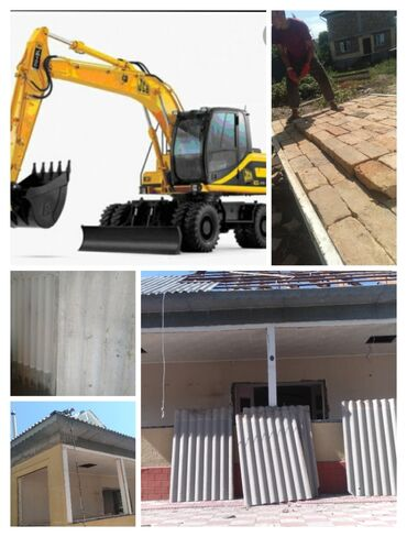Демонтаж снос ески уйлорду бузабыз куплю строительные материалы шифер