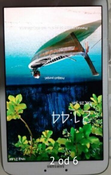 Tableti - Srbija: Samsung Tab 3 u fizicki odlicnom stanju . tac bez ogrebotina kao nov