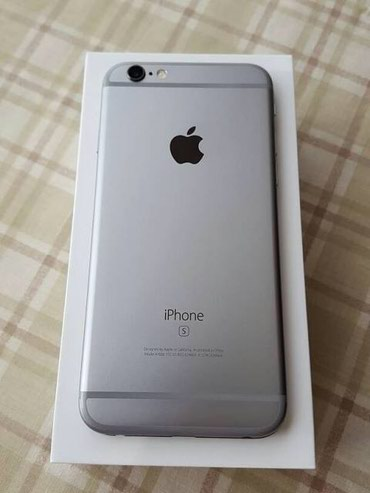 Iphone 6s 64GB Space Gray 2017 в Бишкек