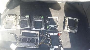 Bakı şəhərində 4 gozun ve w202 ceshkanin panelleri Mersedese ait her zapcast