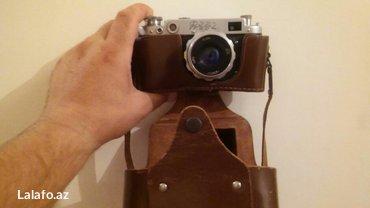 Xırdalan şəhərində Sssr-i istehsali olan fotoaparat fed 2. Isteyen varsa buyursun.