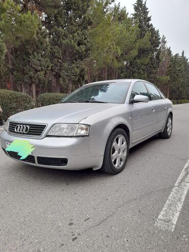 Audi - Azərbaycan: Audi A6 2.4 l. 1998