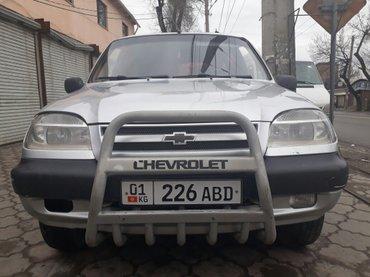 продаю или меняю нива шевроле сост хорошая в Бишкек