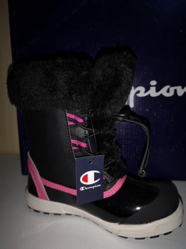 Dečije Cipele i Čizme | Zrenjanin: Champion čizmice broj 28 NOVO ORIGINAL