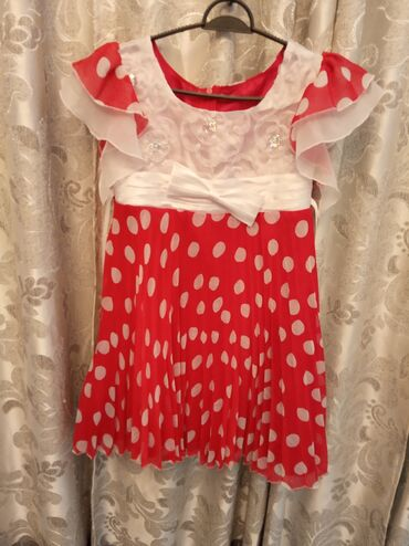 Платье 4-7лет шифон самапошив