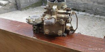 Аксессуары для авто в Бишкек: Продаю карбюратор на газ53 в хорошем состоянии.китай