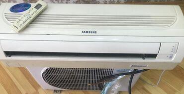 Samsung j - Azərbaycan: 35 kv Samsung split kondinsioner satıram əla işləyir