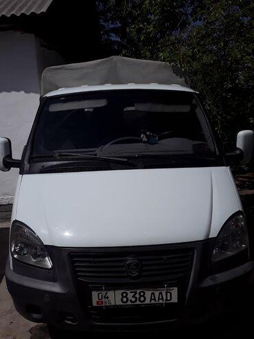 Грузовой и с/х транспорт в Джалал-Абад: Газель дизел штайер мотор тутойт 230мин