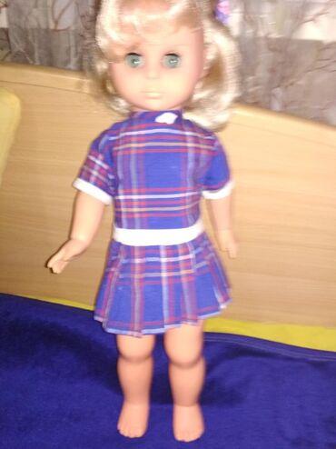 в Каракол: Куклы ГДР