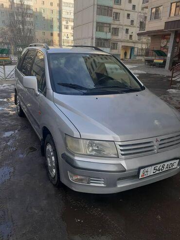реставрация деревянных рулей в Кыргызстан: Mitsubishi Space Wagon 2 л. 2000 | 254631 км