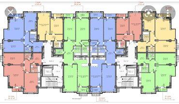 ������������ 1 ������������������ ���������������� �� �������������� в Кыргызстан: Элитка, 1 комната, 47 кв. м Видеонаблюдение, Парковка, Раздельный санузел
