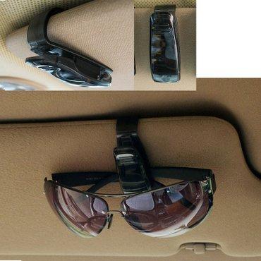 Drzac za naocare i ostalo na stitniku za sunce za vozila - Kragujevac