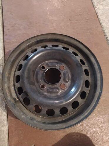 железные диски r14 в Кыргызстан: Продаю железные диски R14 на митцубиси. В хорошем состоянии. Не
