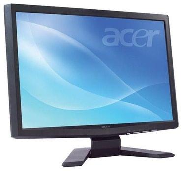 """Монитор 20"""" Acer X203HCb в Бишкек"""