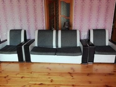 Gəncə şəhərində Мягкая мебель в хорошем состоянии.