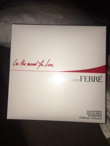 Ferre nov parfem. - Beograd