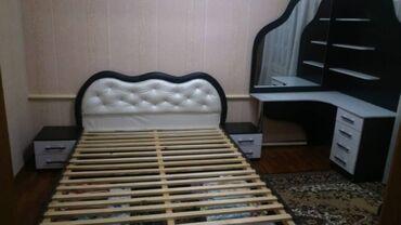 Гарнитуры - Кыргызстан: Продаю спальный гарнитур в хорошем состоянии гарнитуру 2 года