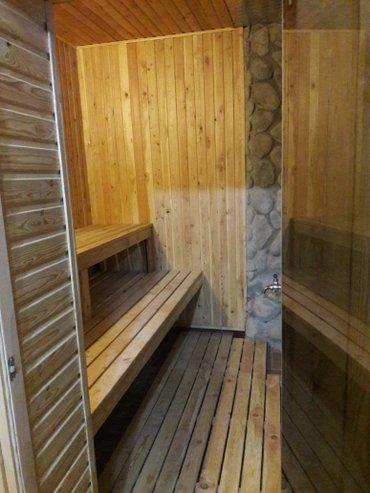 Сауны бани строительные и отделочные работы в Лебединовка