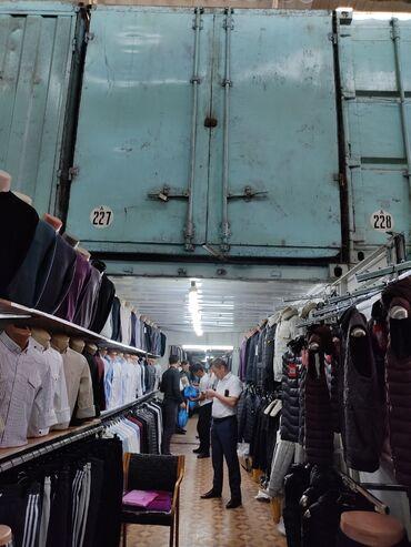 атоми магазин в Кыргызстан: Срочно продается контейнер на рынке Келечек, контейнеры в два яруса по