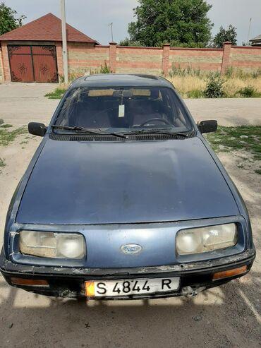 Ford Sierra 2 л. 1986   554618 км