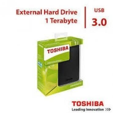 Bakı şəhərində 1tb toshiba usb --3. 0 hdd satilir.. 1tb yaddaş