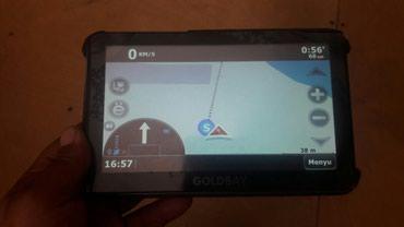 GPS-naviqatorlar Azərbaycanda: GoldBay naviqator ela veziyyetdedi qelemi 2 cur adapdir var uzunun
