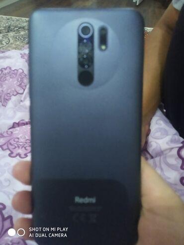 zapchasti na telefon в Кыргызстан: Продается телефон редми 9 пользовались 3 недели . Можно сказать