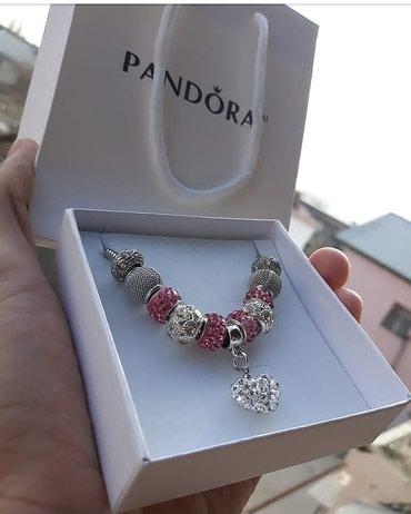 Bakı şəhərində Pandora Qolbaq
