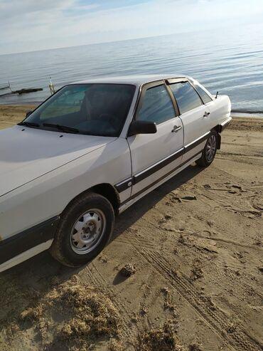в Жаркынбаев: Audi 100 2.2 л. 1987