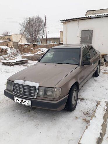 Mercedes-Benz W124 2.3 л. 1988 | 354565 км