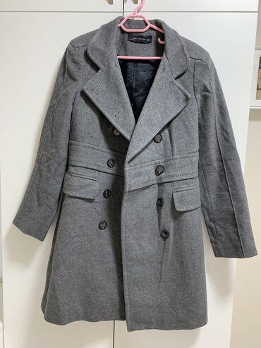 плащ акацуки бишкек in Кыргызстан   ПЛАЩИ: Разгружаю гардероб. Пальто Zara, плащ Benetton размер S