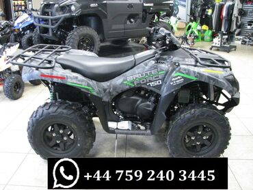 2021 Kawasaki Brute Force® 750 4X4i EPS Camo THE POWER TO OUTMUSCLE TH