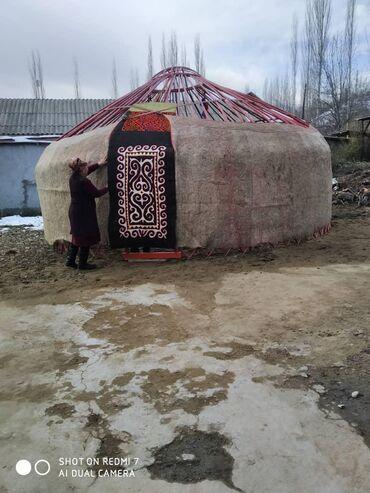 Спорт и хобби - Ала-Бука: Кыргыз боз үй сатылат келишим турдо