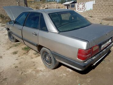 Audi - Кыргызстан: Audi 100 1.8 л. 1987 | 2 км
