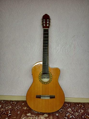 Гитары в Кыргызстан: Классическая Гитара,Электрическая,Профессиональная, Состояние