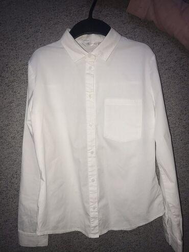 подработка для подростков в бишкеке в Кыргызстан: Женская/ подростковая рубашка Ткань- хлопок 80%, полиэстер 20%  Размер