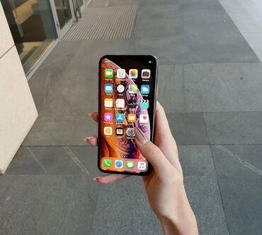 Электроника - Орто-Сай: Iphone Xs 64gbсостояние 10/10работает идеально!АКБ 92%американец - не