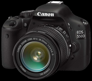 Canon 550D+18-55 əla veziyyetde в Bakı