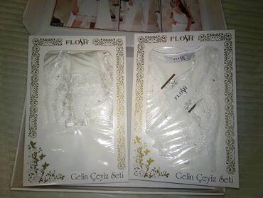 Шикарный набор для невестушек новый оригинал 6-ка Турция качество