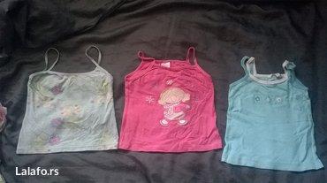 3 majice na bratele za 4-5god. - Prokuplje