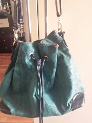 Сумка рюкзак болотного цвета б у продам дешева в Bakı