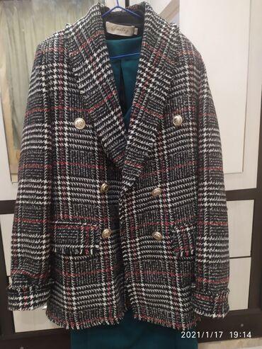 Пиджак новый размер М