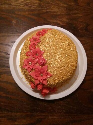 Domace torte - Plazma torta sa malinamaCena 3700, u cenu uracunat