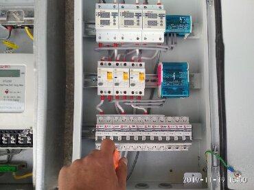 электро монтажная работа в Кыргызстан: Электро монтажные работы, опыт работы в сфере деятельности более десят