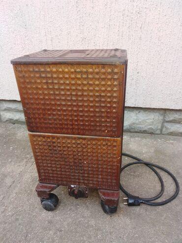 3328 oglasa: Šamotna peć na struju, jačine 2 kilovata, ispravna, grejač dobri, bez