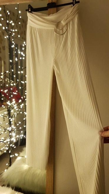 Pantalone struk duzina - Srbija: Nove pantalone univerzalne velicine jako lagane.struk 35cm duzina 110